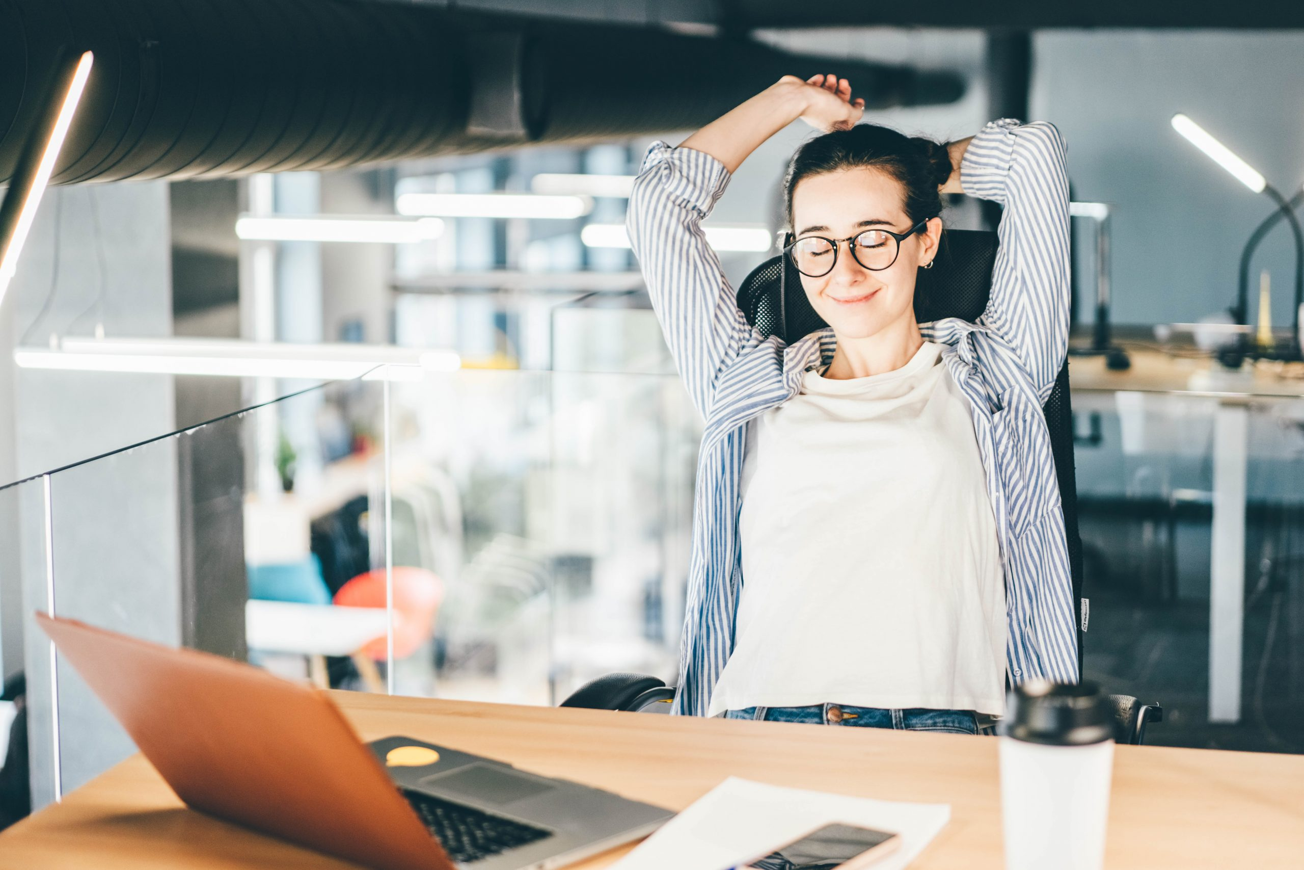 Four Ways Flexible Coworking Office Spaces Increase Productivity